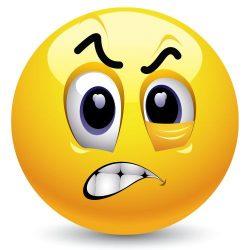 frustrated emoji Why emojis frustrate me.