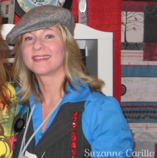 Suzane Carillo CHA 2009