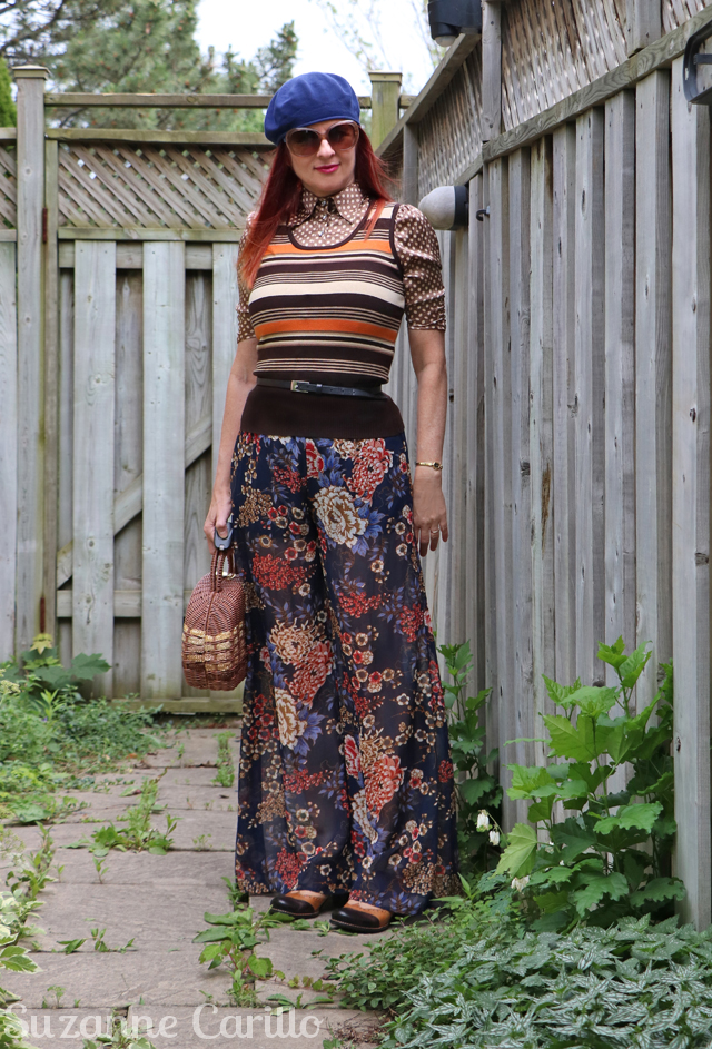 how to wear palazzo pants over 50 suzanne carillo