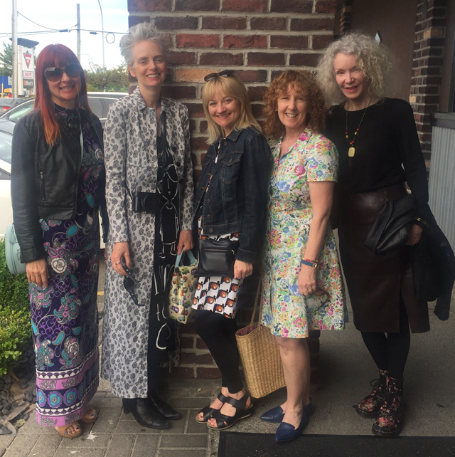 over 40 blogger meet up june 2018 vancouver bc