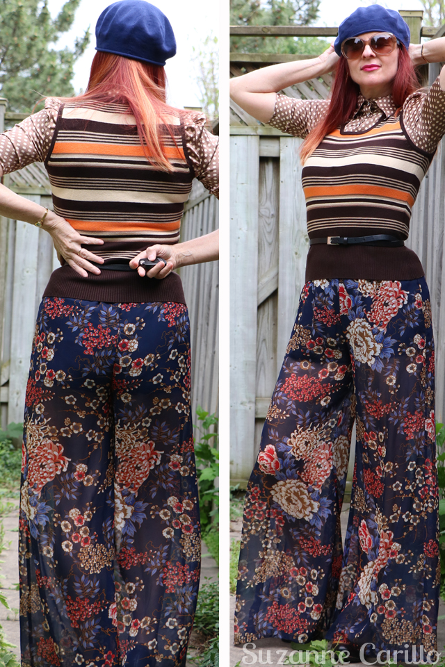 style palazzo pants over 40 suzanne carillo