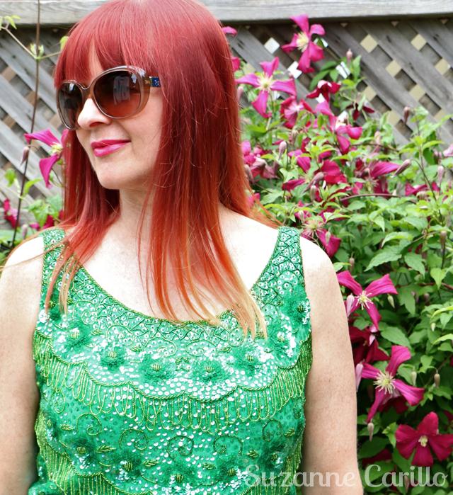 wear vintage contemporary suzanne carillo style