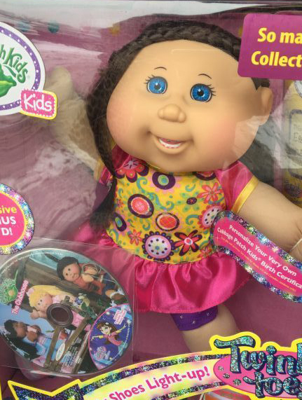 cabbage patch Suzanne