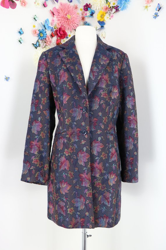 fall tapestry jacket