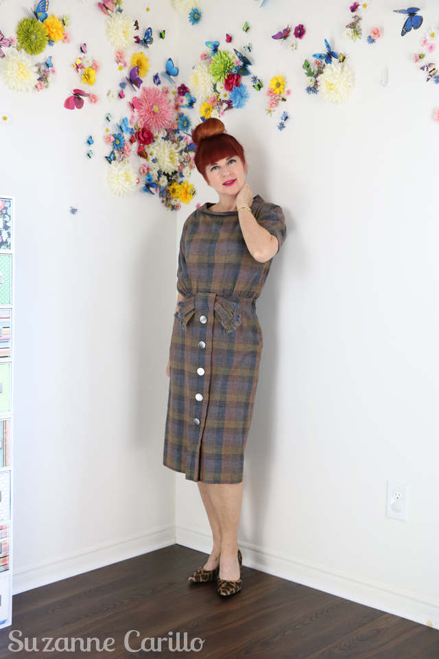 how to wear vintage clothing over 40 suzanne carillo