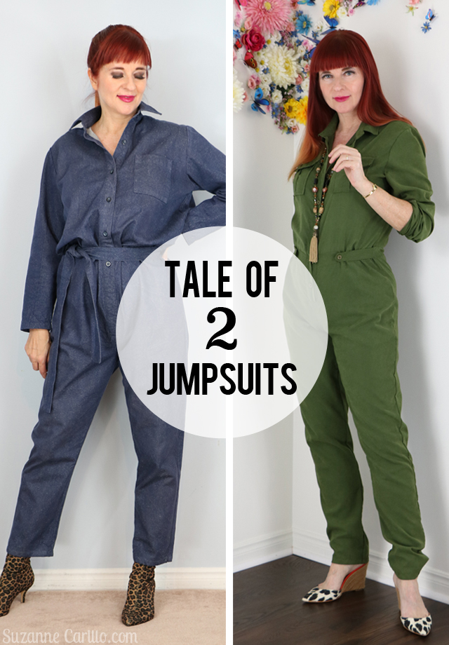 tale of two jumpsuits
