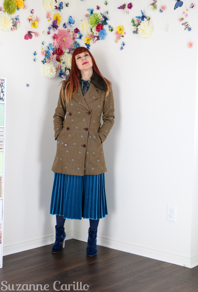 Thrifted eclectic style over 40 suzanne carillo