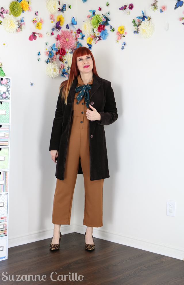 Jumpsuit love over 50 How to wear a jumpsuit over 50 suzanne carillo