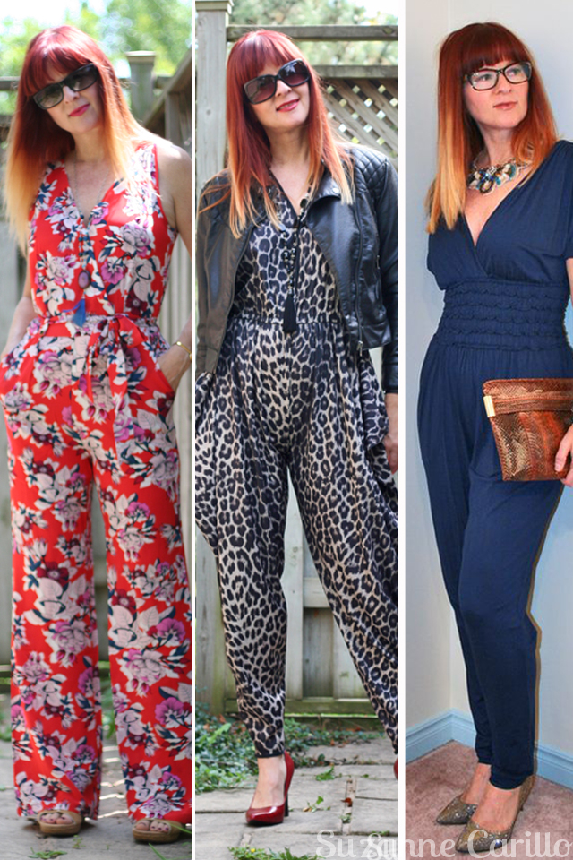 jumpsuit love over 50 suzanne carillo