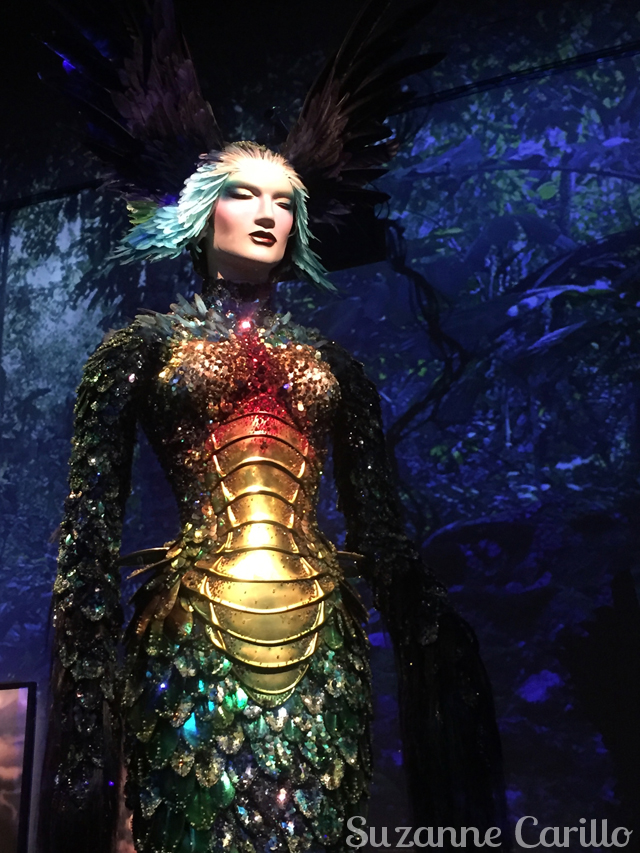 thierry mugler mermaid dress