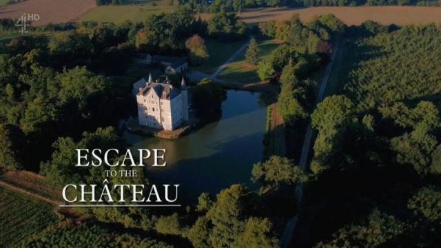 Chateau escape to the chateau