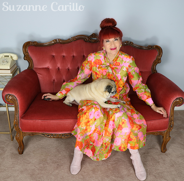 Fantasy Life my dinner date escape to the chateau suzanne carillo how to wear vintage over 40