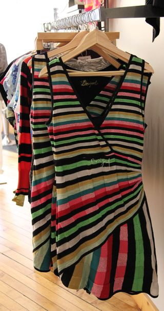 Striped_dress