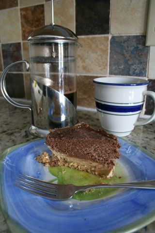 Pie_coffee