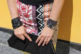 Clutch jewelry
