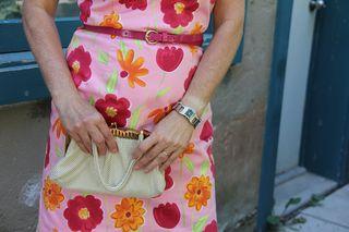 Bag and belt