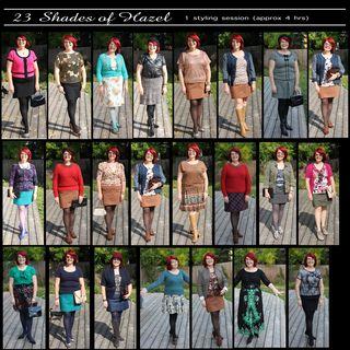 23 shades of Hazel web