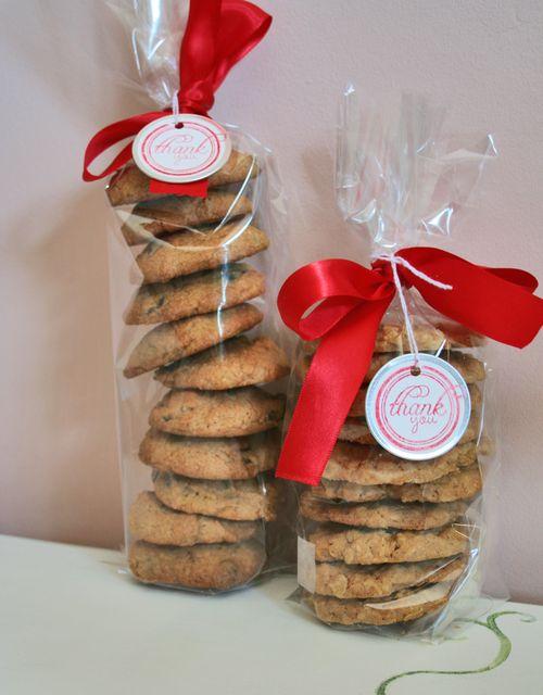 2 bags of cookies