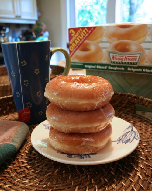 Krispy creams small