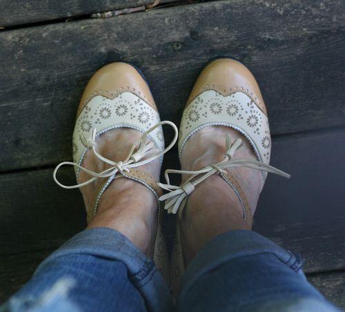 Anyi lu shoes