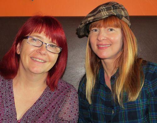 Hazel and i