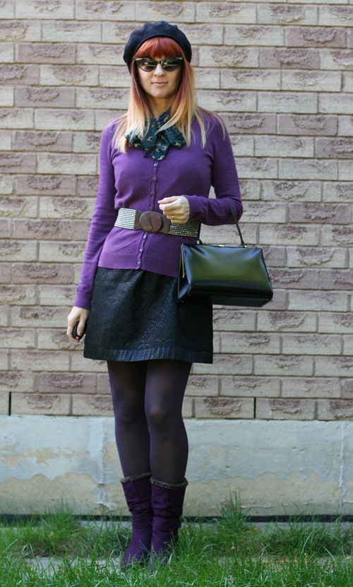 Puple sweater top five