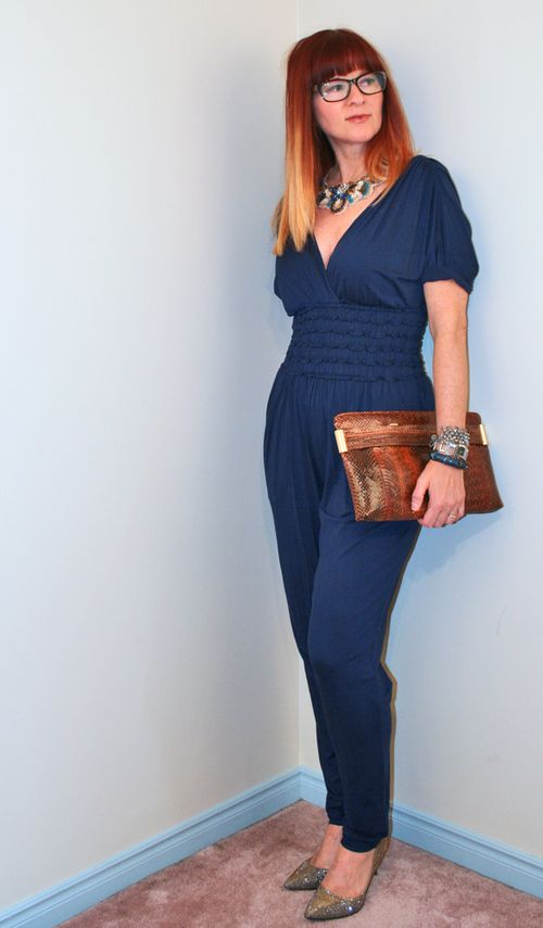 Blue jumpsuit top five