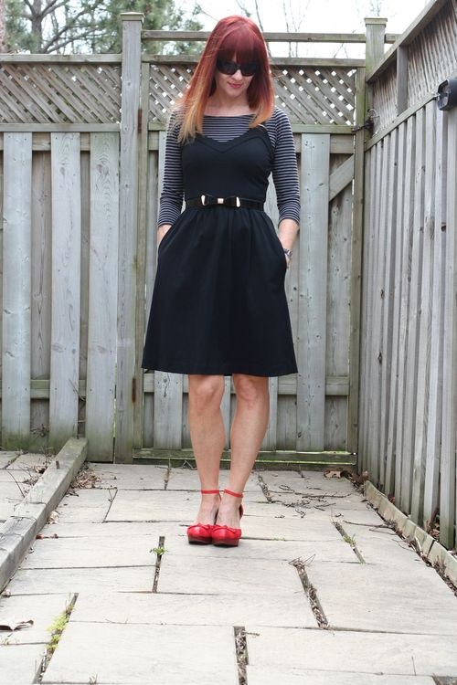 How to style a little black dress suzanne carillo