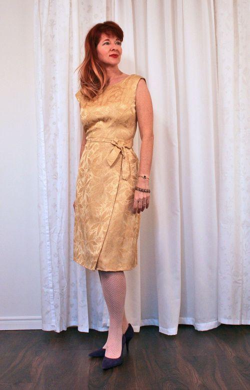 1960s cocktail dress