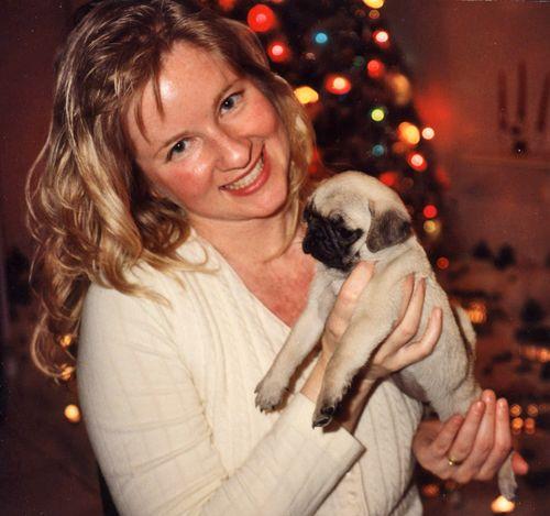 Me and mitsou christmas