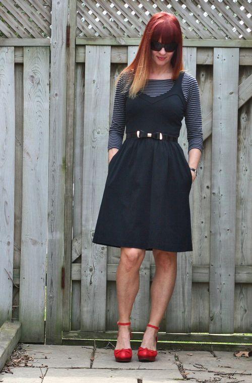 How to style a little black dress like a frenchwoman