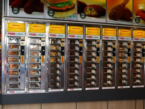 Food vending machine amsterdam suzanne carillo style files