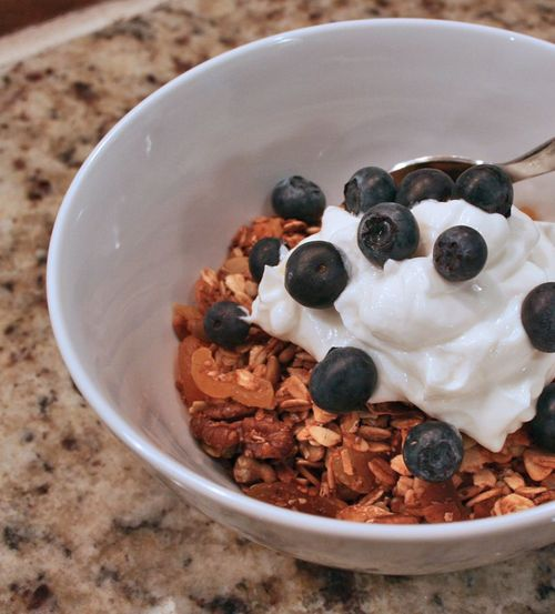 Best ever homemade granola recipe