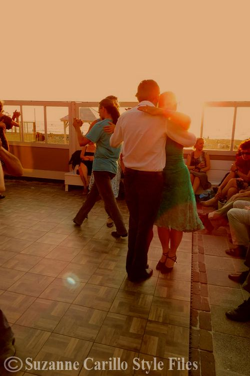 Tango dancing at the beach the netherlands suzanne carillo style files copy