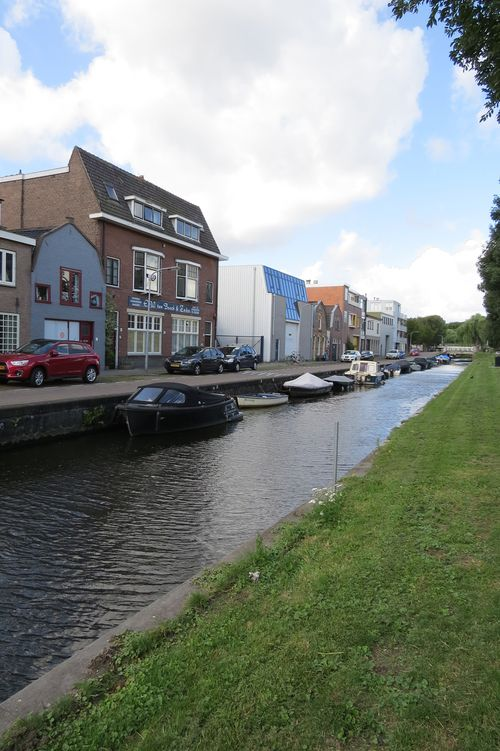 Canal and street haarlem netherlands suzanne carillo style files