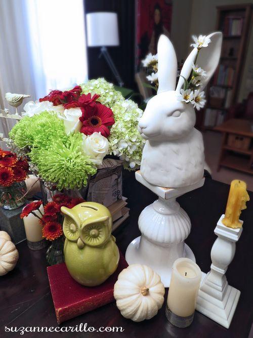 Thanksgiving table decorating ideas suzanne carillo