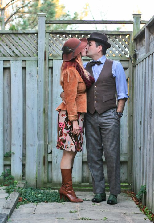 How to dress 1930's style for men suzanne carillo