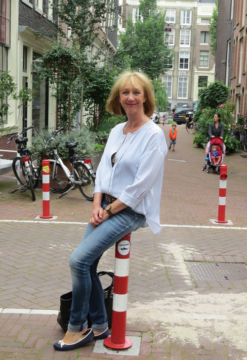 Greetje no fear of fashion blogger