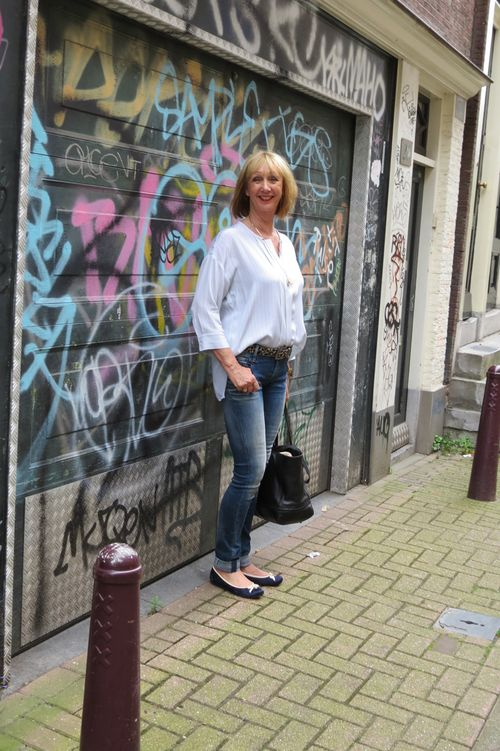 Greetje no fear of fashion style blogger amsterdam suzanne carillo style files