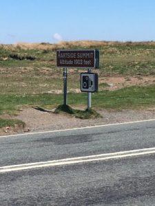 Hartside Sign