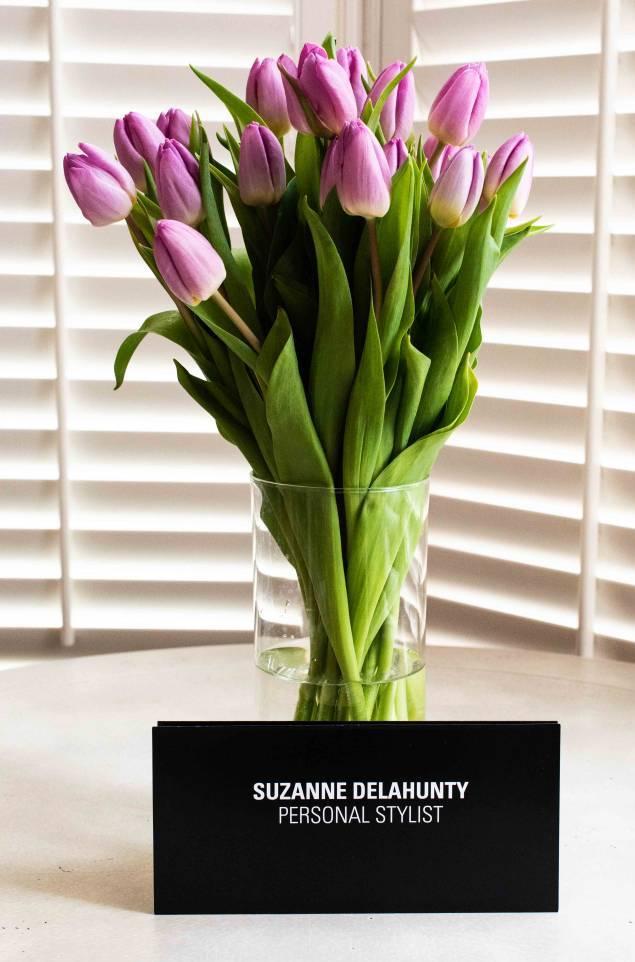 Suzanne Delahunty Personal Stylist London