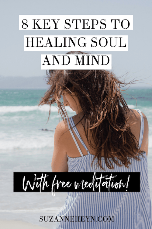 Powerful tips to heal your soul and mind. Release negative emotions, embrace self love and stop negative thinking with these amazing tips. Break into the next level of your life.