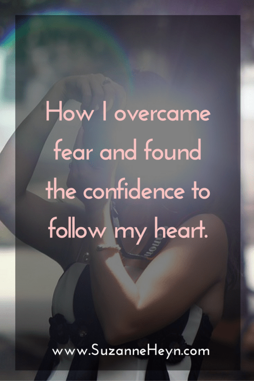 Essential tips for overcoming fear and finding the confidence to follow your heart and make your dreams and life purpose come true. Click through to learn the inside scoop.