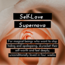 online self love course