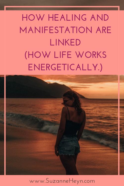 healing and manifestation pinterest