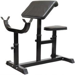 Chair Gym Parts Modern White Table And Chairs Benches Bars Racks Cables Pulleys  A Beginners