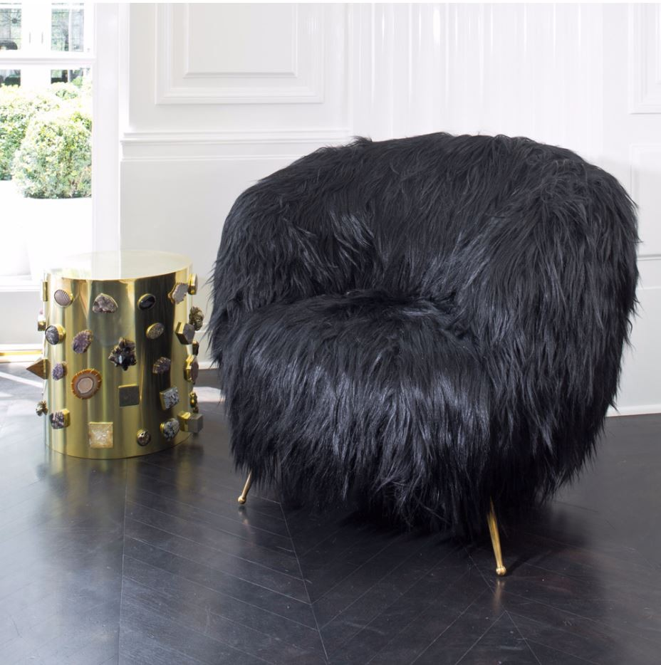 Furry Furniture  Suzanne Lovell Inc
