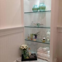 Living Room Glass Shelves Seating Arrangement As Per Vastu Simple And Beautiful Interior Design Scottsdale Az 1