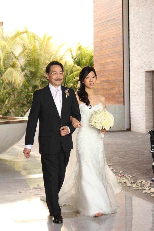Asian wedding hair and make-up Cabo Azul Resort by Suzanne Morel