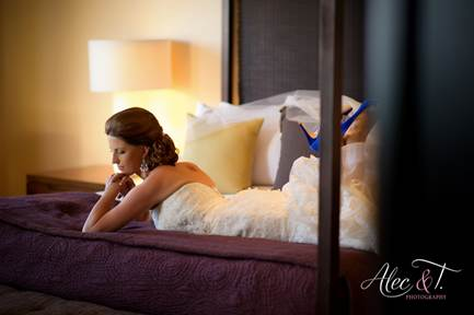 Gorgeous Cabo Wedding Hair and Makeup